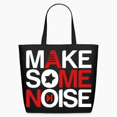 make some noise Bags