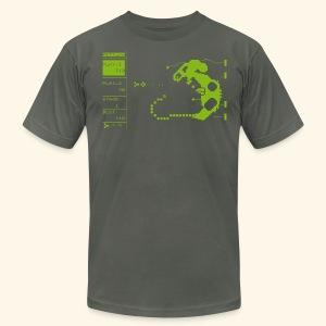 PETtype Screen - Men's Fine Jersey T-Shirt