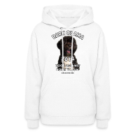 Hoodies ~ Women's Hoodie ~ Official Dogs Against Romney