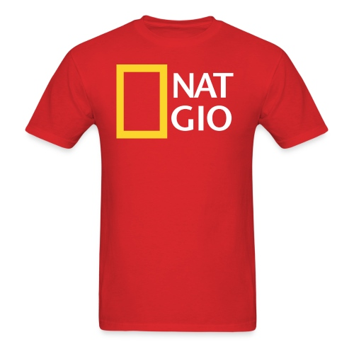 National Giovani - W/Number on back - Men's T-Shirt