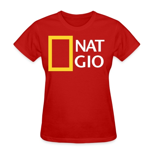 National Giovani - W/Number on back - Women's T-Shirt