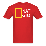 T-Shirts ~ Men's T-Shirt ~ National Giovani