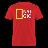 T-Shirts ~ Men's T-Shirt ~ National Giovani