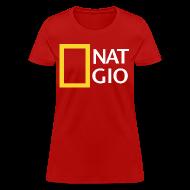 Women's T-Shirts ~ Women's T-Shirt ~ National Giovani
