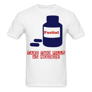 Fucitol - Men's T-Shirt