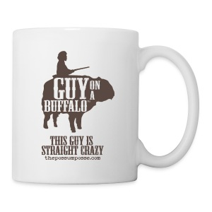 Mug- This Guy is Straight Crazy - Coffee/Tea Mug