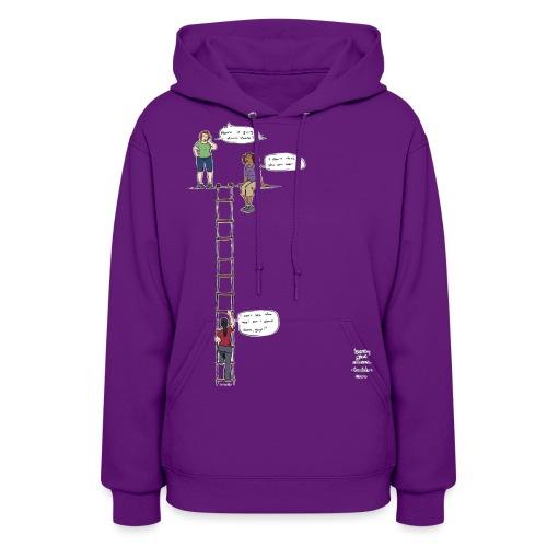 Overhanging Cliff Sweatshirt - Women's Hoodie