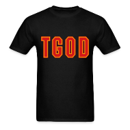 T-Shirts ~ Men's T-Shirt ~ TGOD T Shirt