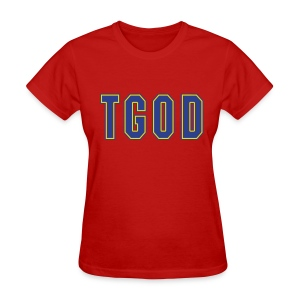 Female TGOD T Shirt - Women's T-Shirt