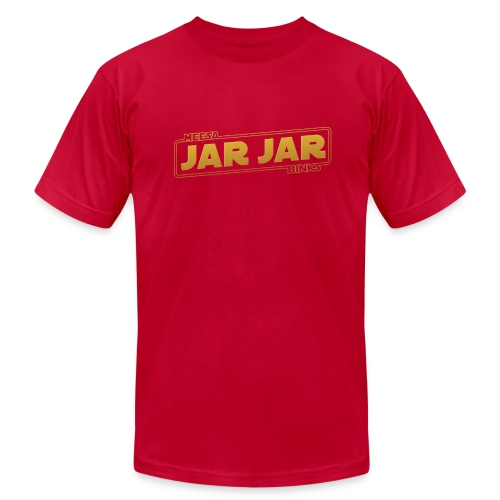 Men's American Apparel Jar Jar shirt - Men's  Jersey T-Shirt