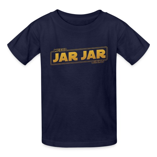 Kid's Jar Jar T-shirt - Kids' T-Shirt