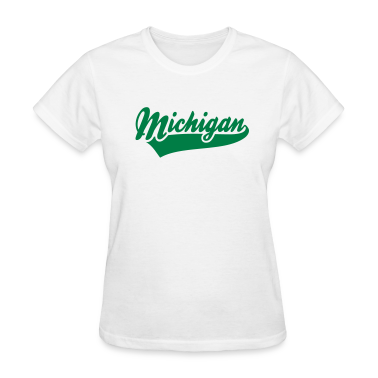 Michigan Women's T-Shirt GW