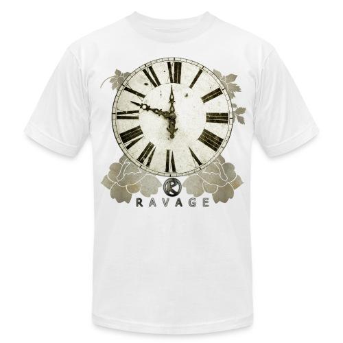 Clock Tee  - Men's Fine Jersey T-Shirt