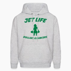 Jet Life / DOLLARS 7 DANCERS Hoodies