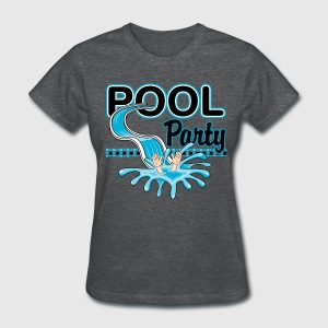 Pool Party - Women's T-Shirt