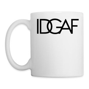 I Don't Give A Fuck. Mug - Coffee/Tea Mug