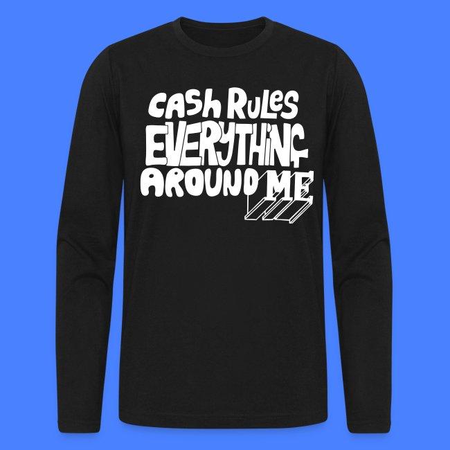 58a7e687a9c C.R.E.A.M. Cash Rules Everyone Around Me Long Sleeve Shirts -  stayflyclothing.com