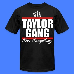 Taylor Gang Over Everything T-Shirts - stayflyclothing.com - Men's T-Shirt by American Apparel