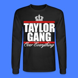Taylor Gang Over Everything Long Sleeve Shirts - stayflyclothing.com - Men's Long Sleeve T-Shirt