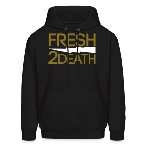 FRESH 2 DEATH  Hoodies - Men's Hoodie