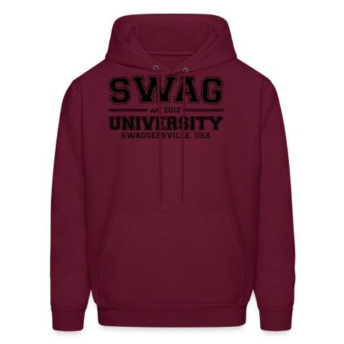 Swag University Hoodie - Men's Hoodie