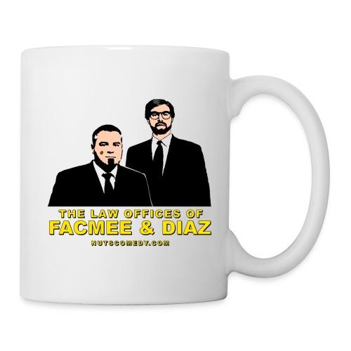 Facmee & Diaz Mug - Coffee/Tea Mug