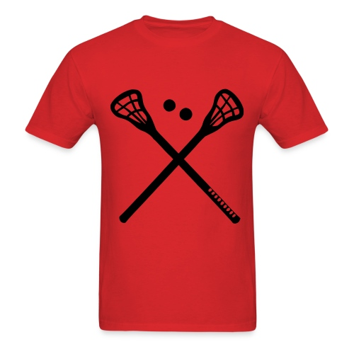 MEN'S LACROSS SHIRT - Men's T-Shirt