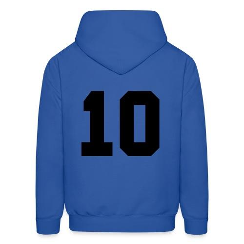 Topshotz10 Hoodie - Men's Hoodie