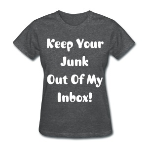 Junk/Inbox - Women's T-Shirt