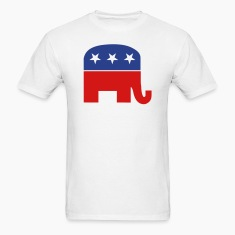 Republican elephant T-Shirts