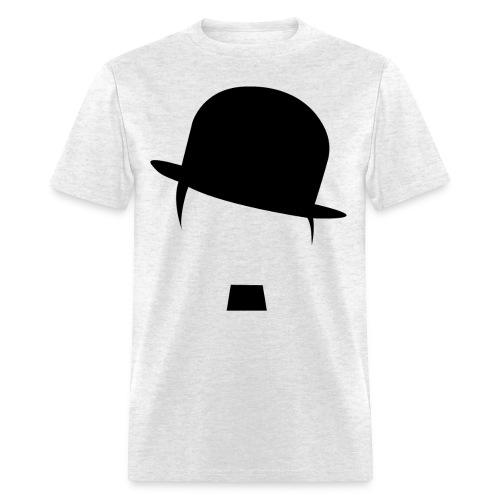 Charlie Chaplin - peter mclean - ptermclean - Men's T-Shirt