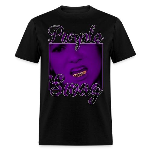 A$AP Purple Swag - Men's T-Shirt