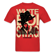 T-Shirts ~ Men's T-Shirt ~ White Boi Swag