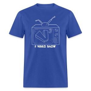 Three Video Show TV - Men's T-Shirt