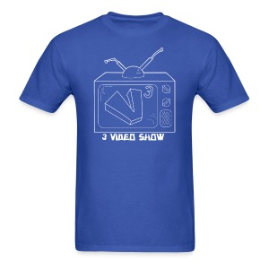 Three Video Show TV - Men's T-Shirt