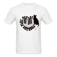 T-Shirts ~ Men's T-Shirt ~ Practice, Play, Repeat