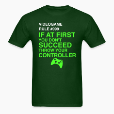 Videogame Rule #099 T-Shirts
