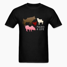 Paleo For Life No. 1 T-Shirts