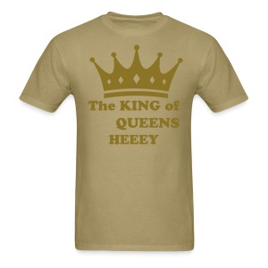 King of Queens - Men's T-Shirt