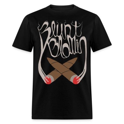 Blunt Blowin  - Men's T-Shirt