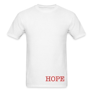 Men's T-Shirt - *A portion of all proceeds will be donated to HIV/AIDS awareness