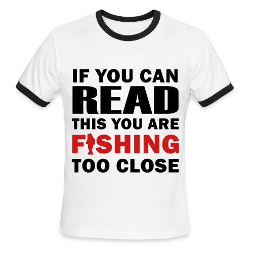 Just for fun - Men's Ringer T-Shirt