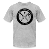 T-Shirts ~ Men's T-Shirt by American Apparel ~ Zombie Home Defense