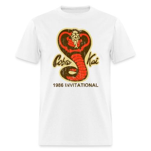 Cobra Kai - Men's T-Shirt