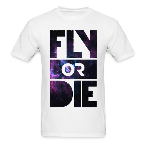 Fly or Die Tee - Men's T-Shirt