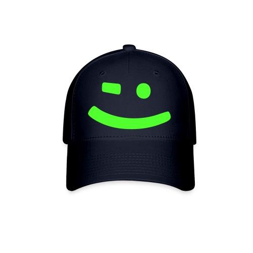 Wink Face Baseball Cap - Baseball Cap
