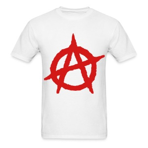 Classic Anarchy - Men's T-Shirt