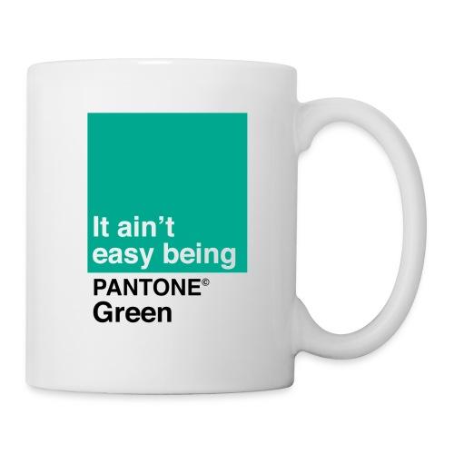 Pantone Green - Coffee/Tea Mug