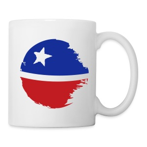 Political Death Star - Coffee/Tea Mug