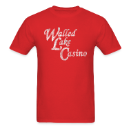 T-Shirts ~ Men's T-Shirt ~ Old Walled Lake Casino